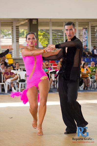 I Campeonato Panamericano de Baile Deportivo