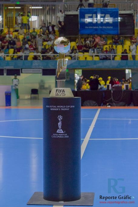 Mundial de Futsal Colombia 2016 - La Final